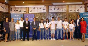 El IES Azuer de Manzanares y el Colegio Compañía de María de Talavera de la Reina ganadores de la III Olimpiada entreREDes celebrada en Cuenca