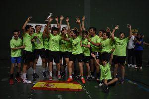 El Liceo Caracense y Agustiniano - Sagrado Corazón se alzan campeones del Guadalajoven 2019 organizado por la Diputación