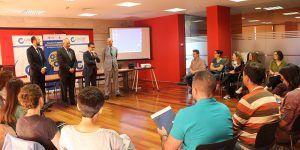 El programa de apoyo a emprendedores de Guadalajara de CEOE celebra su segunda jornada colectiva