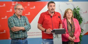 """El PSOE asegura que ha cerrado el paso a las políticas de derechas que no aseguraban prosperidad para la ciudadanía de la provincia"""""""