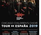 El sábado 29 de junio, en el Teatro Auditorio Buero Vallejo, concierto a cargo del Chicago Children Choir.