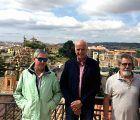 El subdelegado del Gobierno en Cuenca visita el barrio de San Antón