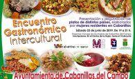 Encuentro de mujeres en Cabanillas, entorno a la cocina internacional