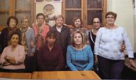 Estudiantes de La Senda crean una web para la Asociación de Mujeres de Cabanillas