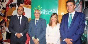 Eurocaja Rural patrocina el primer desayuno informativo promovido por una asociación de periodistas de CLM