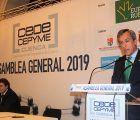 Eurocaja Rural patrocina un año más la Asamblea General de CEOE CEPYME Cuenca