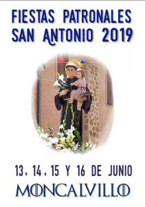 Fiestas de San Antonio en Moncalvillo