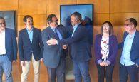 Gómez Cavero y César Sánchez Meléndez estarán en el Gobierno local de Dario Dolz en Cuenca