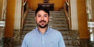 Iván Sánchez Serrano será el diputado de VOX en la Diputación provincial de Guadalajara