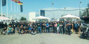 Izquierda Unida de Azuqueca de Henares traslada su apoyo a las trabajadoras y trabajadores de Mercedes-Benz