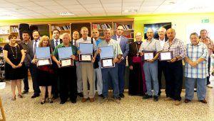 Jornada de convivencia y reconocimientos en Diputación de Cuenca para celebrar la festividad del Sagrado Corazón de Jesús