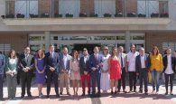 José García Salinas, investido de nuevo alcalde de Cabanillas, con 11 votos a favor y sin votos en contra