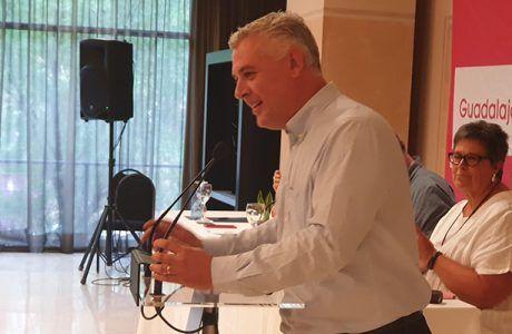 José Luis Vega, alcalde de Mondéjar, será el nuevo presidente de la Diputación de Guadalajara.