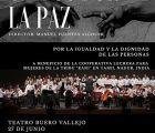 Jueves, 27 de junio, en el Buero Vallejo, concierto benéfico de Manos Unidas
