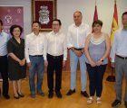 López Carrizo recibe a representantes del Gobierno municipal de Jiangbei (China)