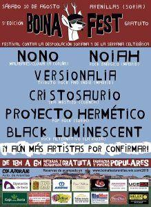 La banda conquense Cristosaurio representará a Castilla-La Mancha en el 1er festival contra la despoblación Boina Fest