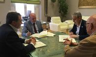 La Diputación de Guadalajara colabora con Cáritas para ayudar en la atención de las personas más necesitadas de la provincia