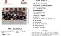 La Escuela de Folklore de la Diputación de Guadalajara ofrecerá este sábado una actuación de su Área de Música y Bailes en Las Inviernas