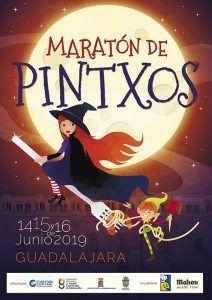 La Federación de Turismo de Guadalajara organiza un maratón de pinchos en la capital del 14 al 16 de junio
