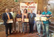 """La Federación Española de Donantes de Sangre reconoce a seis conquenses como """"Grandes Donantes de España"""""""