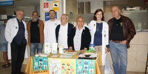 La Gerencia del Área Integrada de Cuenca muestra su apoyo a la Asociación ALCER en el Día Nacional del Donante Órganos