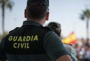 La Guardia Civil detiene en Motilla a una persona buscada por la Justicia