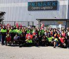 La huelga en la planta de DHL-Primark de Torija convierte en indefinida