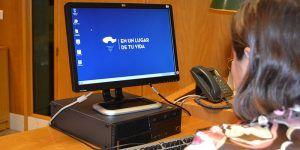 La Junta destina dos millones de euros para que municipios de Guadalajara puedan disponer de un punto de inclusión digital