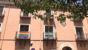 La Junta se suma en Cuenca a la celebración del Día Internacional del Orgullo LGTBI