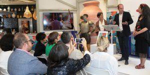 La Oficina de Castilla-La Mancha en Madrid acoge la presentación del Maratón de Cuentos de Guadalajara