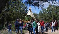 La Romería a la Ermita de los Enebrales se celebra por tercer año consecutivo