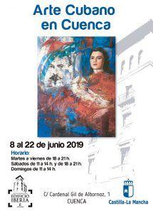 La Sala Iberia acoge la exposición ´Arte cubano en Cuenca´