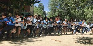 Las actividades de juegos tradicionales del Programa Somos Deporte concluyen con una participación de 1.132 alumnos de Cuenca