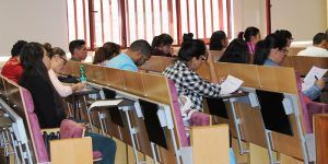 Más de 1.770 personas se han inscrito en las pruebas de competencias clave celebradas hoy en siete puntos de la región