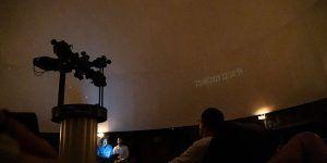 Música y narración oral en el Planetario del Museo de las Ciencias de Castilla-La Mancha para conmemorar el 50 aniversario de la llegada al hombre a la luna