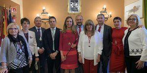 María Jesús Merino ya es la primera alcaldesa de la historia de Sigüenza