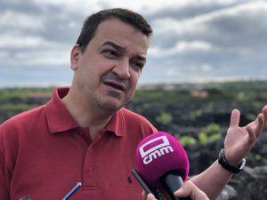 """Martínez Arroyo """"Necesitamos que en la PAC exista un programa específico de apoyo al sector vitivinícola con al menos los mismos fondos"""""""