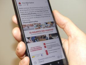 Medio centenar de empresas de Cuenca se convertirán hoy en embajadoras de la campaña a favor de la corresponsabilidad #ElBalanceMasPositivo