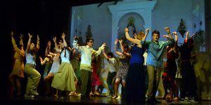 El miércoles, 12 de junio en el Moderno, teatro de los alumnos de la Escuela Municipal de Teatro