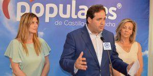 Núñez basará el plan de trabajo del PP-CLM en la presencia en todas las localidades de la región y en la especial relevancia de los grupos de las diputaciones provinciales