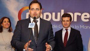 Núñez no lo da por perdido y propone a Ciudadanos firmar ante notario compartir las alcaldías pero teme que sus dirigentes están entregados al PSOE