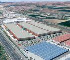 Nueva plataforma logística de 150.000 metros cuadrados de Mahou San Miguel en Alovera