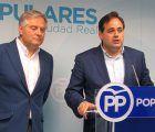 """Paco Núñez afirma que el pacto regional con el PSOE """"supone un engaño de Ciudadanos a sus votantes y a muchos miembros de su propio partido en Castilla-La Mancha"""""""