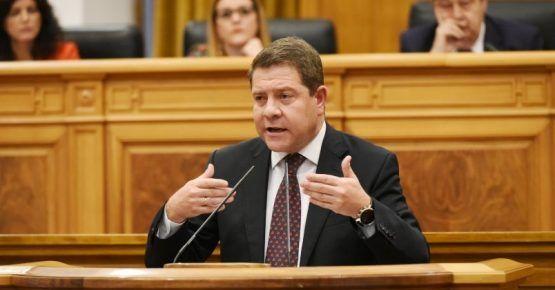 Page participa este miércoles en el acto de constitución de las nuevas Cortes regionales donde estrenará su mayoría absoluta