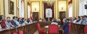La nueva Corporación Municipal de Guadalajara inicia su andadura con 14 concejales liberados
