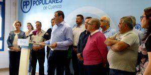 Prieto pregunta al PSOE por qué está en contra de invertir más de 13 millones de euros en la provincia de Cuenca