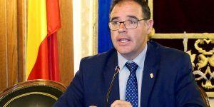 """Prieto tilda de """"bloqueo interesado"""" la oposición del Comité de Empresa de Bomberos y el PSOE al decreto de movilidad voluntaria"""