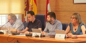 Sale adelante sin oposición la organización municipal propuesta por el Equipo de Gobierno de Cabanillas para 2019-2023