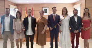 Salinas firma el Decreto de reparto de concejalías del Ayuntamiento de Cabanillas, con un Equipo de Gobierno exclusivamente del PSOE