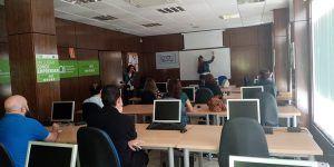 Una docena de empresas asiste a la jornada sobre protección de datos en CEOE-Cepyme Tarancón